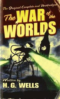 War Of The Worlds (h�ftad)