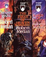 The Wheel of Time, Boxed Set II, Books 4-6: The Shadow Rising, the Fires of Heaven, Lord of Chaos ()