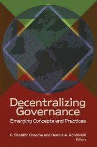Decentralizing Governance (h�ftad)