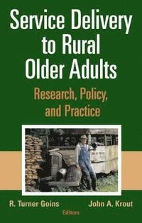 Service Delivery to Older Adults (h�ftad)