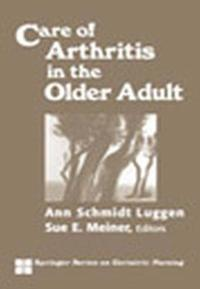 Care of Arthritis in the Older Adult (inbunden)