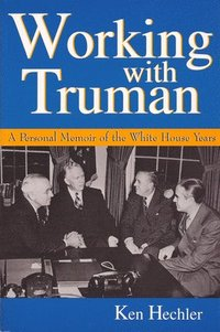 Working with Truman (h�ftad)