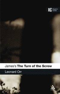 the turn of the screw key Henry james's the turn of the screw (1898) is a story of performance and desire   i only remember that i was something very important and very quiet and that.