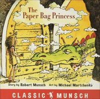 The Paper Bag Princess (inbunden)
