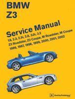 BMW Z3 Service Manual 1996-2002 (inbunden)