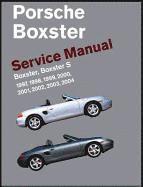 Porsche Boxster Service Manual: 1997-2004 (inbunden)