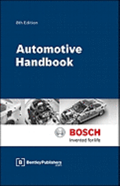 Bosch Automotive Handbook (inbunden)