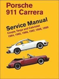 Porsche 911 Carrera Service Manual (inbunden)