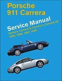 Porsche 911 Carrera Service Manual 1995-1998 (inbunden)