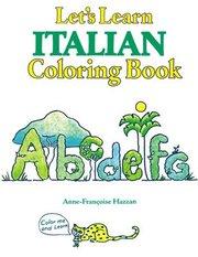 COLORING BOOKS: LETS LEARN ITALIAN COLORING BOOK (häftad)
