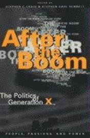 After the Boom (inbunden)