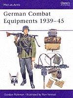 German Combat Equipment, 1939-45 (h�ftad)