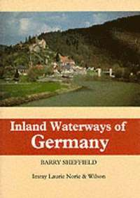 Inland Waterways Of Germany (inbunden)