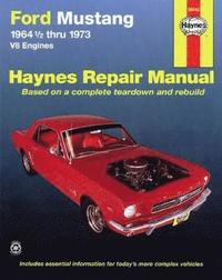 Ford Mustang V8 Owner's Workshop Manual (h�ftad)