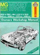 M. G. Midget and Austin Healey Sprite Owner's Workshop Manual (h�ftad)