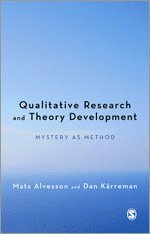 Qualitative Research and Theory Development (h�ftad)