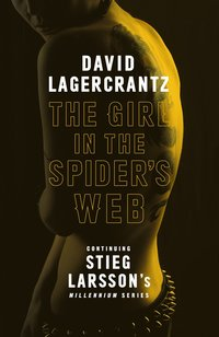 Girl In The Spider's Web (mp3-bok)