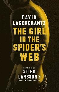 The Girl in the Spider's Web (ljudbok)