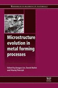 Microstructure Evolution in Metal Forming Processes (inbunden)