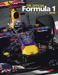 Official Formula 1 Season Review (inbunden)