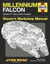 Millennium Falcon Manual: Modified YT-1300 Corellian Freighter Owner's Workshop Manual (inbunden)