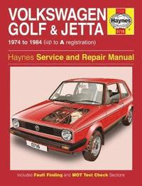 VW Golf &; Jetta Petrol Service and Repair Manual
