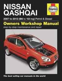 Nissan Qashqai Petrol &; Diesel Service and Repair Manual (inbunden)