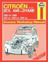 Citroen 2CV Owner's Workshop Manual (h�ftad)