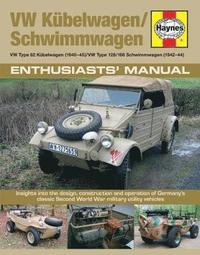 Kubelwagen/Schwimmwagen Manual (inbunden)