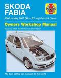 Skoda Fabia Petrol &; Diesel Owners Workshop Manual