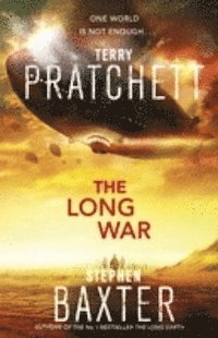 Long War (Long Earth 2) (inbunden)