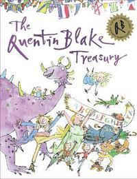 The Quentin Blake Treasury (kartonnage)