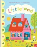 Littleland: All Day Long (häftad)