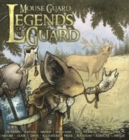 Mouse Guard (inbunden)