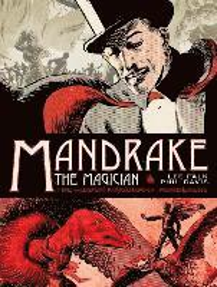 Mandrake the Magician - The Hidden Kingdom of Murderers (inbunden)