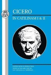 In Catilinam: Bks.I-II (inbunden)