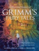 An Illustrated Treasury of Grimm's Fairy Tales (h�ftad)