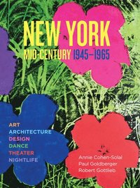 New York Mid-Century (inbunden)