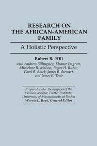research papers on african american families