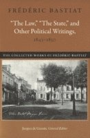 Law, 'The State' &; Other Political Writings, 1843-1850 (inbunden)