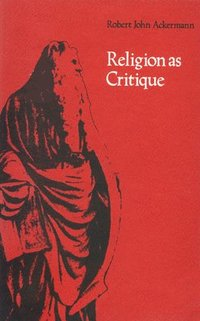 Religion as a Critique (h�ftad)