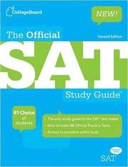 The Official SAT Study Guide (h�ftad)