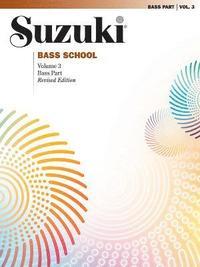 Suzuki Bass School Bass Part
