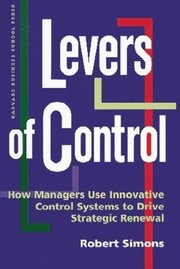 Levers of Control (inbunden)