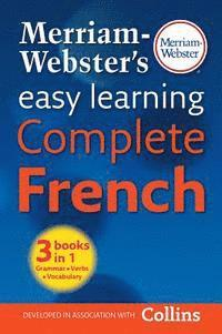 Merriam-Webster's Easy Learning Complete French (häftad)