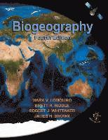Biogeography (inbunden)