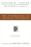 The Interpretation of Financial Statements: The Classic 1937 Edition (h�ftad)