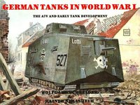 The German Tanks in World War I (inbunden)