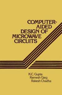 Computer-Aided Design of Microwave Circuits (inbunden)
