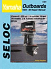Yamaha Outboards 1984-96 Repair Manual (h�ftad)
